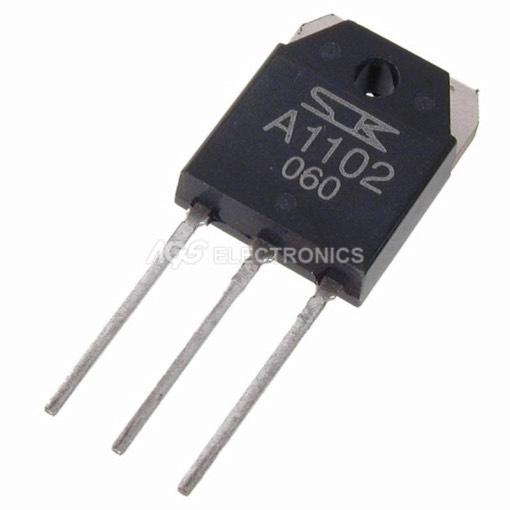 A968 Transistor SI-P 160V 1,5A 25W 2SA968-2SA 968