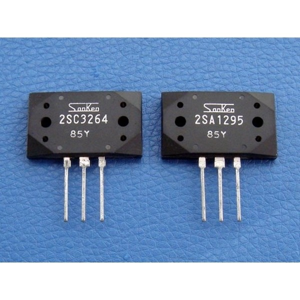 2SA1295-2SC3264 - 2SA 1295-2SC 3264 KI transistor - Serie 2SA