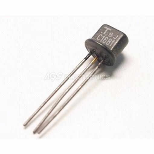 Geïntegreerde circuits (IC) Elektronische componenten