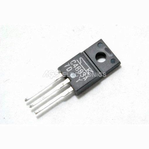 2SC4137-2SC 4137 SI-N 25V 0.1A 300MHz