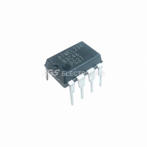 93C46 - 93C46 EEPROM 128x8 OR 64x16
