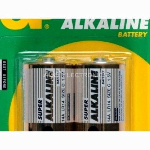 Batteria C Baby Alkalina - A-LR14-GP