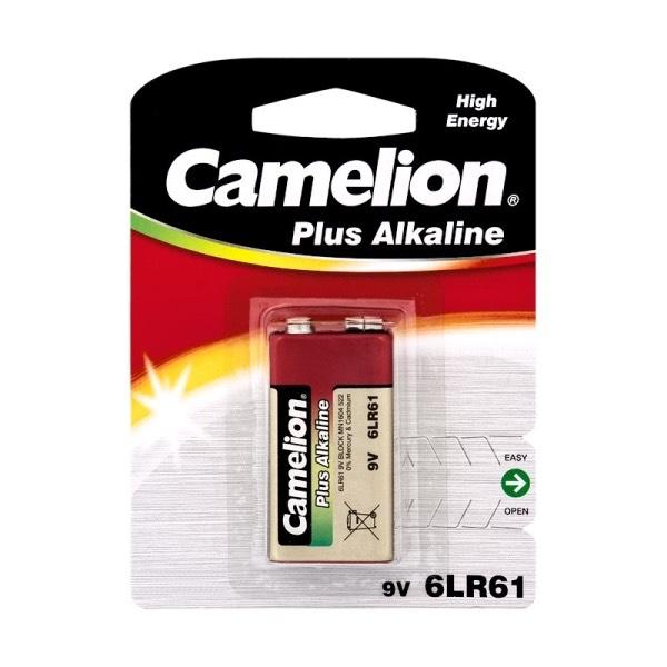 Batteria Alkalina 9V G22 6LF22 A-LR22-GP