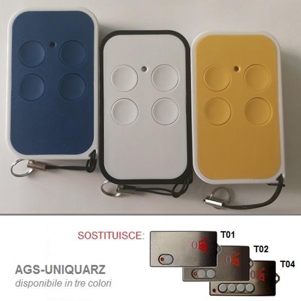 Radiocomandi Autoapprendenti Quarzati 20-40 MHz
