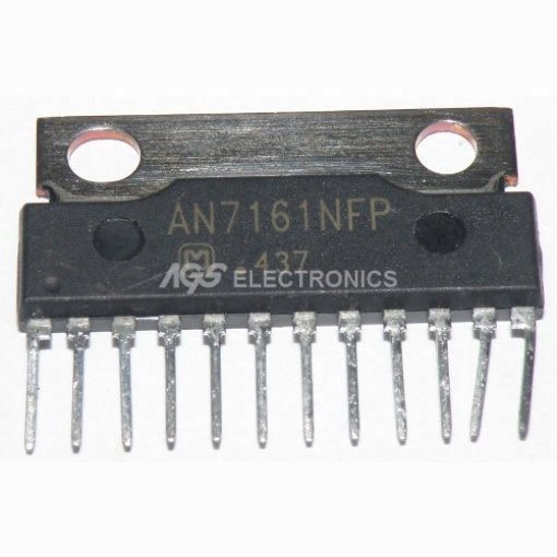 AN7161NFP - AN 7161NFP Integrato 18W AUDIO POWER AMPLIFIER