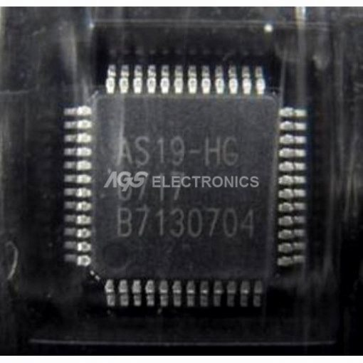 AS19HG - AS19-HG Circuito Integrato QFP48 E-CMOS LCD Power Chips