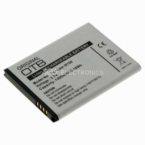 Batteria COMPATIBILE per SAMSUNG GALAXY SII S2 Li-ion 1650mAh = EB-F1A2GBU