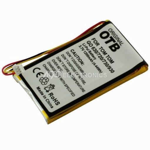 Batterie GPS Tom Tom - BAT-TOM-GO720