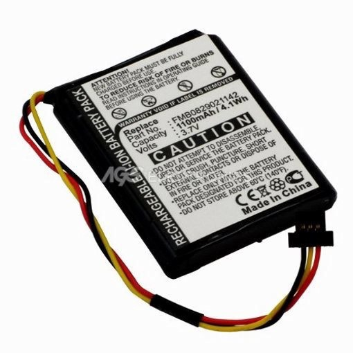 BATTERIA PER TOM TOM XXL -ONE XL 340 - XL TRAFFIC 1100MAH 3,7V