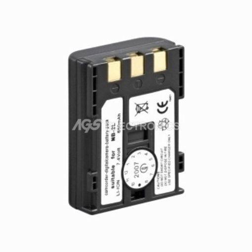 Batteria compatibile per Canon - BATFC-NB2L-1800