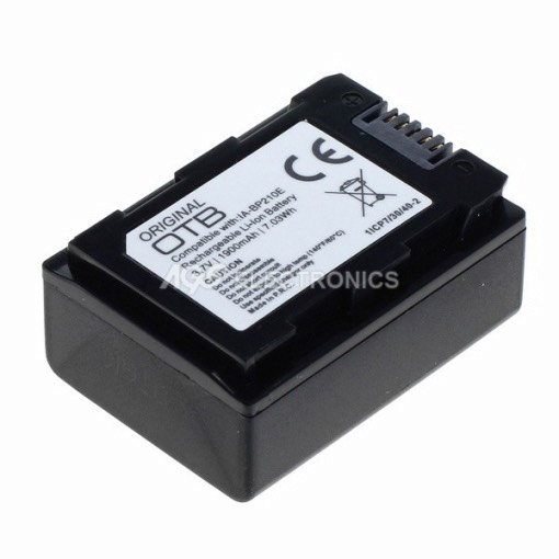 Batteria compatibile per Samsung - BATVID-BP210E-1800 - BATVIDBP210E1800