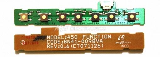 TASTIERA ORIGINALE LCD SAMSUNG BN41-00989A , BN4100989A - BN9607269A