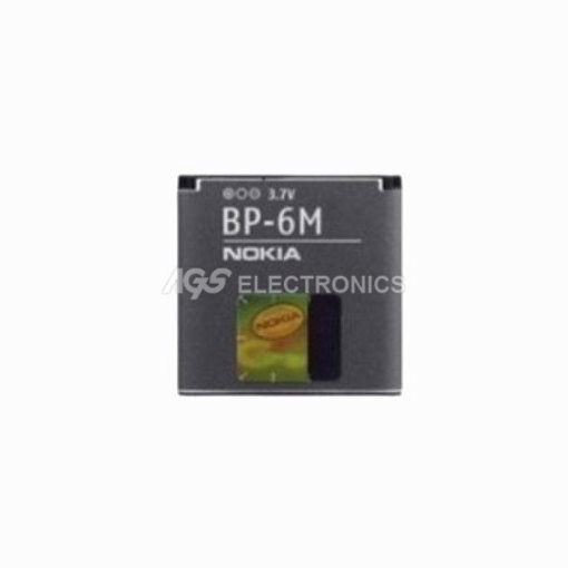 BP-6M BATTERIA ORIGINALE NOKIA Li-ion 1100mAh