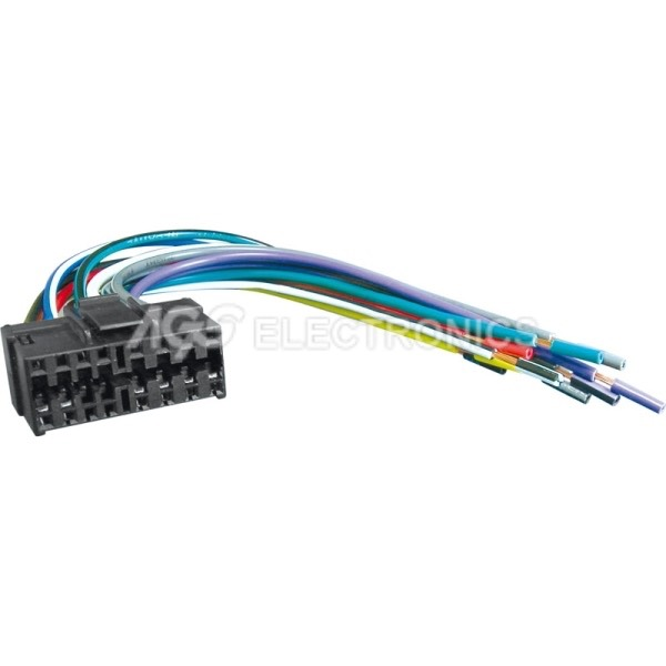 CABLE ISO FEMMINA 12pin PER CAR AUTORADIO PIONEER CABLE-ISO-024