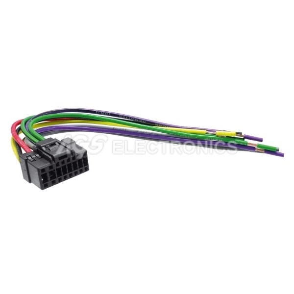 CAVO ISO FEMMINA 11 PIN PER AUTORADIO PANASONIC CABLE-ISO-031