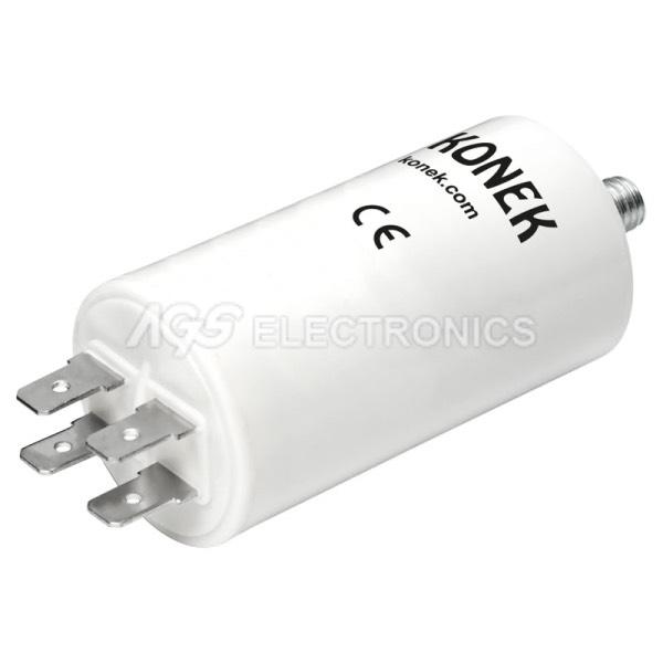 CBB60 10UF 450V Condensatore per motore 5% SH 40/70/21