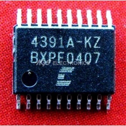 CS4391AKZR - CS 4391A-KZR Circuito Integrato