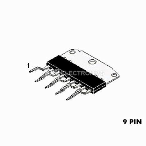 TDA6107Q - TDA 6107Q Circuito Integrato