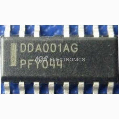 DDA001AG - DDA 001AG Circuito Integrato