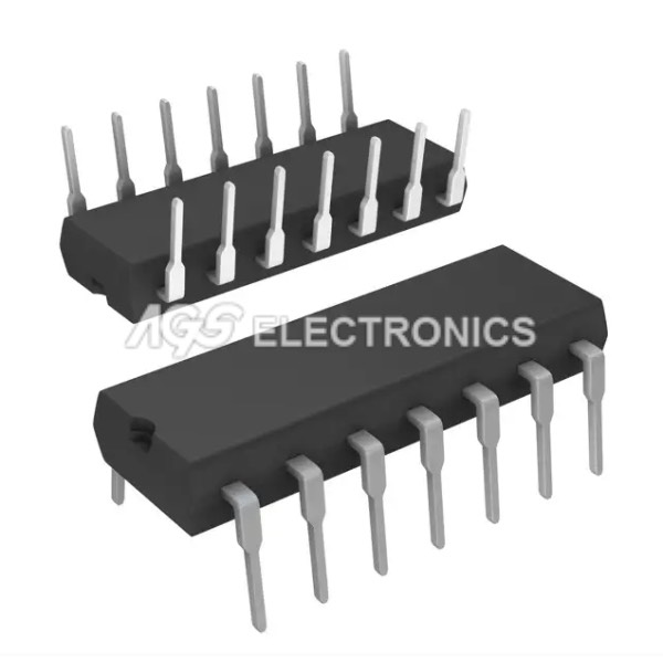 2 x SN74LS08 - SN 74LS08 Integrato QUAD 2-INPUT AND GATE (2 pezzi)