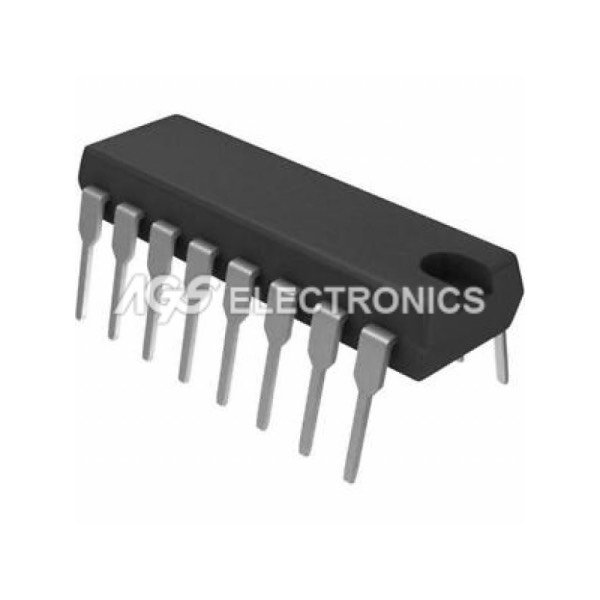 CD4551 - CD 4551 CIRCUITO INTEGRATO QUAD 2-CHN ANALOG MUX