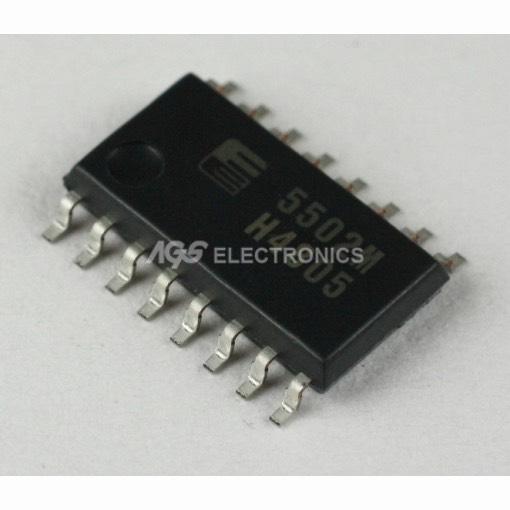 FA5502M - FA5502M CIRCUITO INTEGRATO SMD