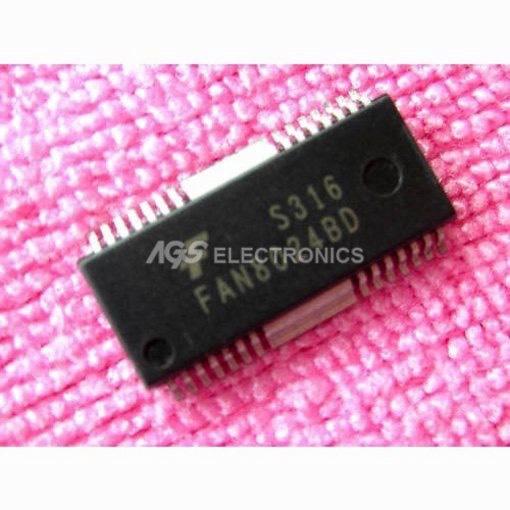 DIP16 NXP Semiconductors hacer Circuito integrado TDA1008-Caja