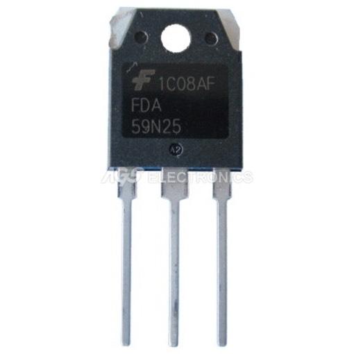 FDA59N25 - Transistor N-CH MOSFET 250V-59A 392W