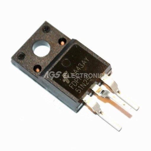 FDPF51N25 - FDPF 51N25 Transistor