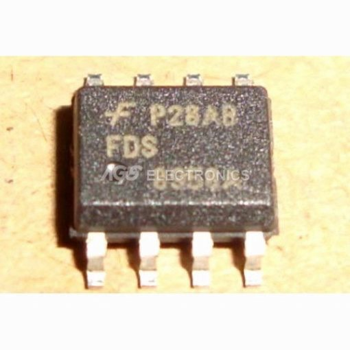FDS8958A - FDS 8958A = FDS8958HC  Circuito Integrato Dual N  P-Channel