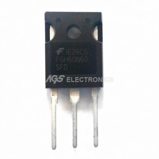 FGH60N60SFD - H60N60SFD TRANSISTOR