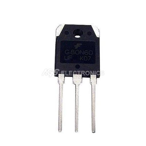 G80N60 - G80N60UF - SGH80N60UF Transistor