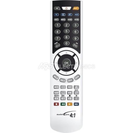 Telecomando TV programmabile con programmatore infrarosso GBS 4:1  GBS-MFY-4E