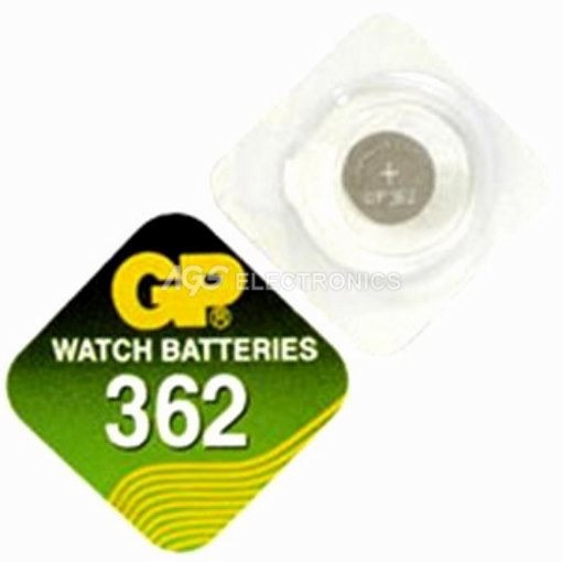 Batteria pila orologi  SR58 , V362 ,  D362 , SR721SW , GP362