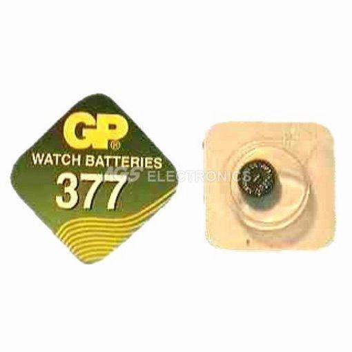 Batteria pila orologi 1.5V RW329 - GP377 - LR626 - SR626W - SR66 - V377