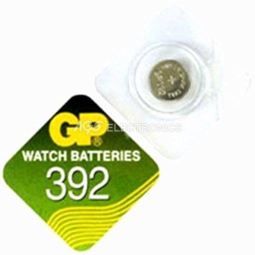 Batteria pila orologi RW47 , SR41W  , LR41 GP392 - GP-392