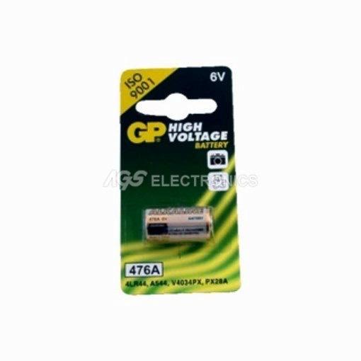 Batteria Alcalina 6V  GP-476A