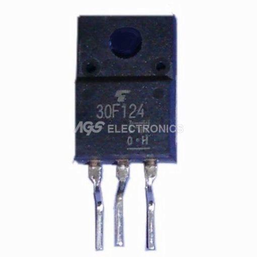 30F124 -  GT30F124 IGBT = RJP30F124 High Speed Power Switching