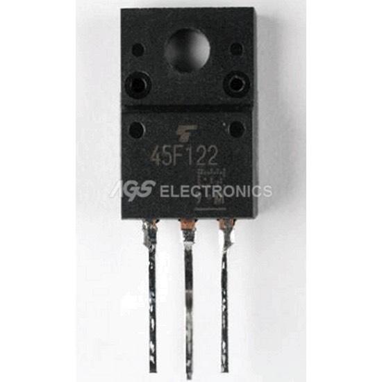 GT45F122 - GT 45F122 Transistor