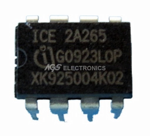 ICE2A265 - 2A265 Circuito integrato