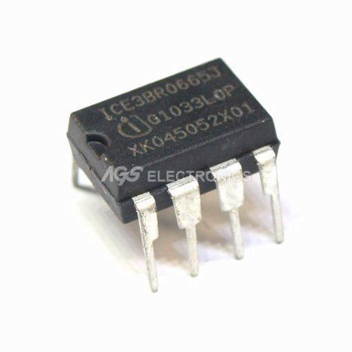 3BR0665J - ICE3BR0665J Integrato offline SMPS CTRLR