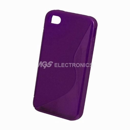 Custodia silicone compatibile per iPHONE - IPHONE4-023 - IPHONE4023