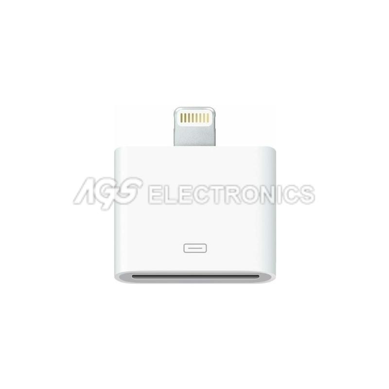 IPhone 4 per iPhone 5 5S 5C Lightning 30 pin Adattatore Convertitore caricabatte