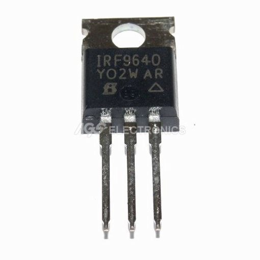IRF9640 - IRF 9640 Transistor P-HEXFET 200V 4.0A 75W