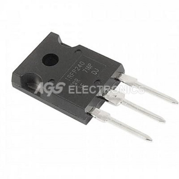 IRFP240 - IRFP 240 TRANSISTOR N MOSFET 200V 20A 150W 0E18