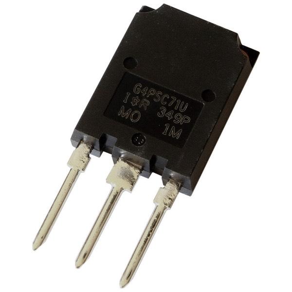 IRG4PSC71U - IRG4PSC71U Rectifier IGBT 600v 85a 350w