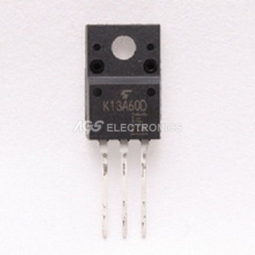 K13A60D TRANSISTOR SWITCHING REGULATOR APPLICATIONS - K 13A60D