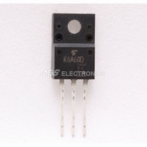 K6A60DR - K 6A60DR TRANSITOR MOSFET