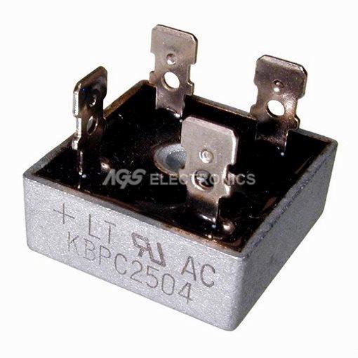 Condensateur permanent de travail pour moteur 65µF 450V précâblé Ø55x119mm ±10/%