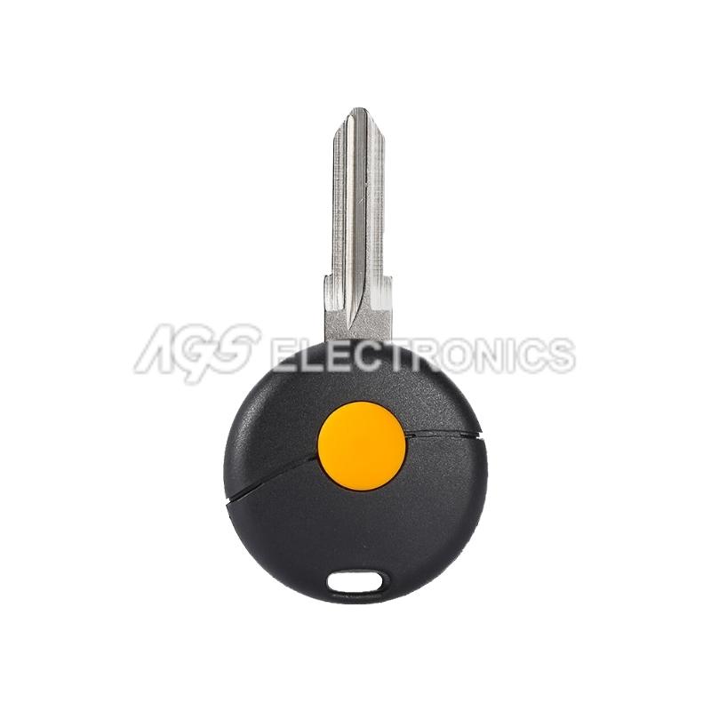 GUSCIO CHIAVE AUTO PER TELECOMANDO 1 TASTO SMART FORTWO MC01 450
